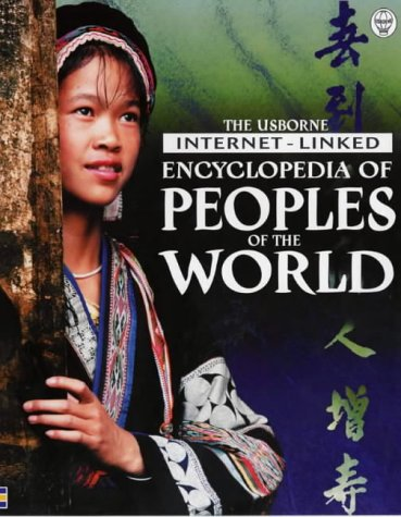 9780746041826: Usborne Book of Peoples of the World: Internet Linked