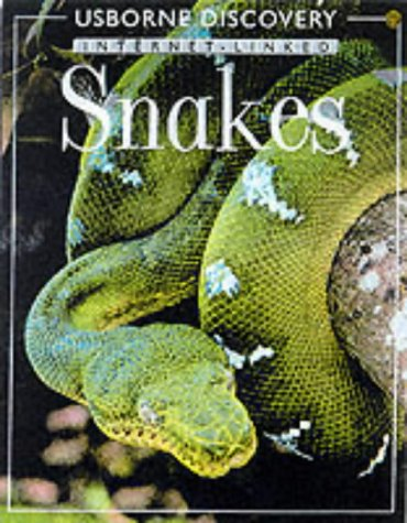 9780746041901: Snakes (Internet-linked Discovery Programme)