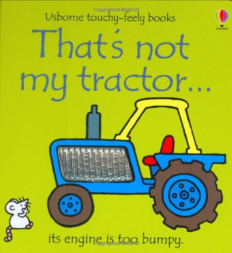 9780746041918: That's Not My Tractor