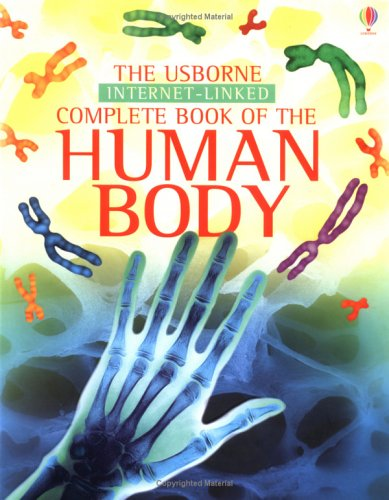 9780746041963: The Usborne Internet-Linked Complete Book of the Human Body