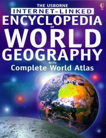 9780746042069: Internet-Linked Encyclopedia of World Geography Including Complete Atlas (Internet-linked Encyclopedias)