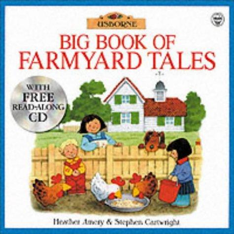 Big Book of Farmyard Tales: Amery, Heather