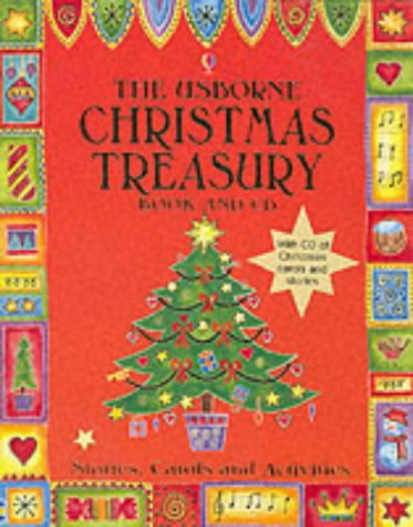 9780746042229: The Usborne Christmas Treasury (Book and CD)