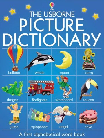 9780746042304: Picture Dictionary (Usborne Everyday Words)