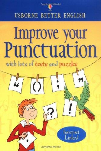 9780746042380: Punctuation (Better English)