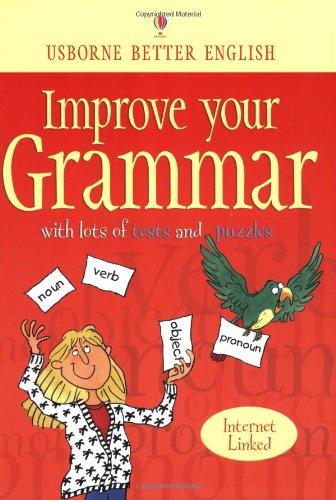 9780746042403: Improve Your Grammar (Better English Series)