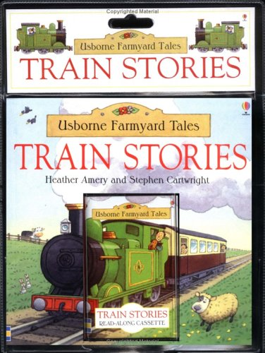 9780746042410: Train Stories (Farmyard Tales)