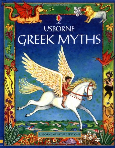 9780746043066: Mini Greek Myths for Young Children (Mini Usborne Classics)