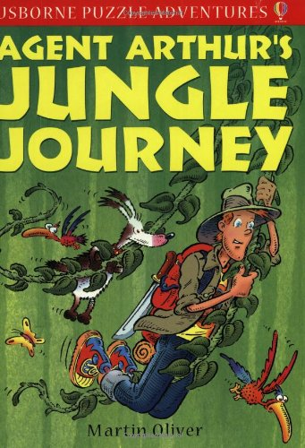 9780746043165: Agent Arthur's Jungle Journey (Puzzle Adventure)