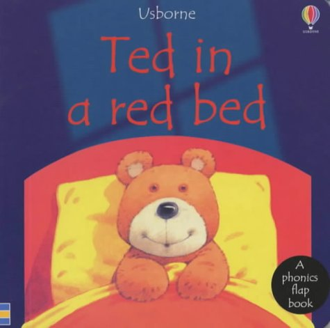 9780746044858: Ted In A Red Bed Phonics Reader (Phonics Readers)