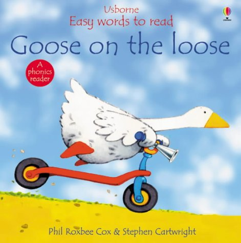 9780746044865: Goose On The Loose (Usborne Easy Words to Read)