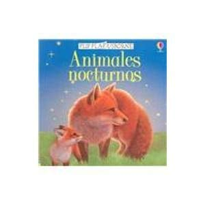 9780746045244: Animales nocturnos (Titles in Spanish)