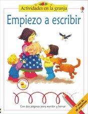 9780746045299: Empiezo A Escribir / Starting to Write (Farmyard Tales Sticker Learning) (Spanish Edition)