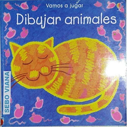 9780746045343: Dibujar animales (