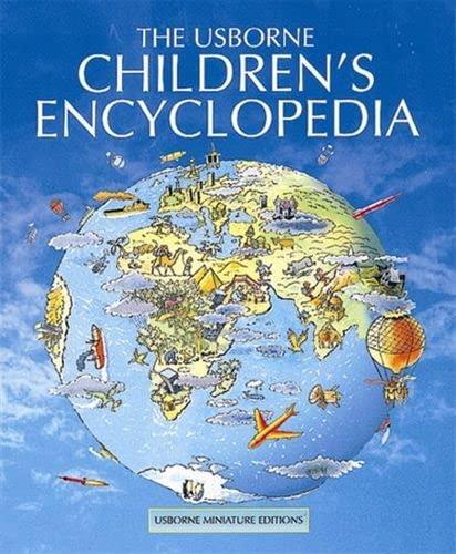 9780746045527: Mini Children's Encyclopedia (Mini Usborne Classics)