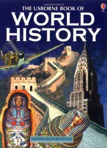 9780746045541: The Usborne Book of World History (Usborne Miniature Editions)
