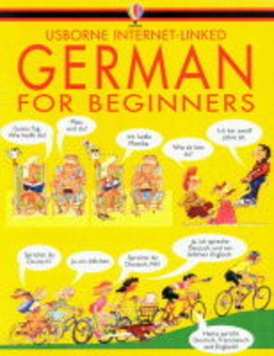 9780746046333: German For Beginners (Internet Linked with Audio CD)