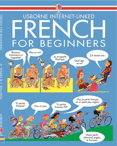 9780746046395: French For Beginners (Internet Linked with Audio CD)