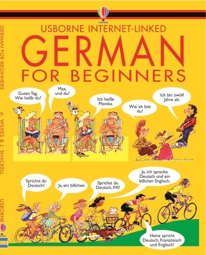 9780746046401: German For Beginners (Internet Linked with Audio CD)