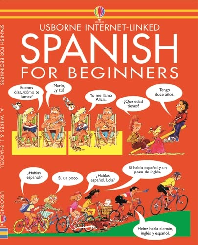 9780746046418: Spanish For Beginners (Internet Linked with Audio CD)