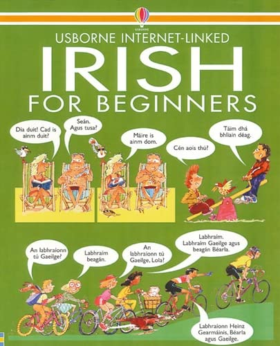9780746046432: Irish For Beginners (Internet Linked with Audio CD)