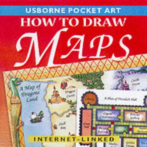 How to Draw Maps and Charts (Pocket Art) (0746046588) by Beasant, Pam; Smith, Alastair