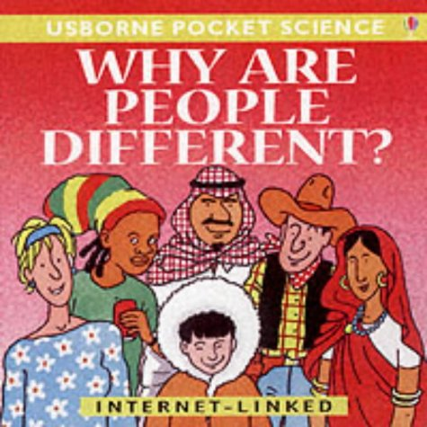 9780746046692: Why are People Different? (Usborne Pocket Science S.)