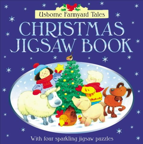 9780746046739: Farmyard Tales Christmas Jigsaw Book