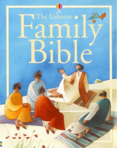 The Usborne Family Bible (9780746046753) by Heather Amery