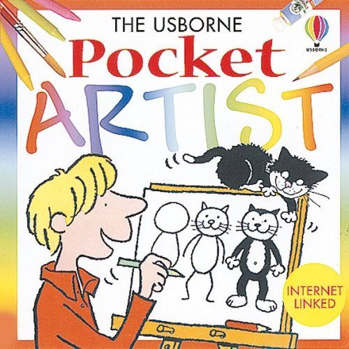 9780746046814: The Usborne Pocket Artist