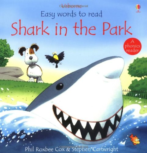 9780746046852: Shark in the Park (Usborne Easy Words to Read)