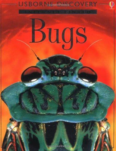 9780746046944: Bugs (Usborne Discovery Internet-Linked)
