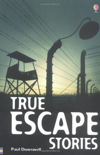 9780746047101: True Escape Stories (Usborne Paperbacks)