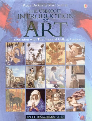 9780746047156: The Usborne Internet-Linked Introduction to Art
