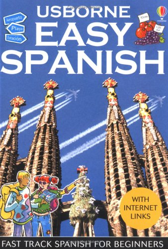 9780746047217: Easy Spanish (Usborne Easy Languages)