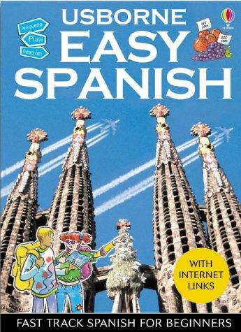 9780746047224: Easy Spanish (Usborne Easy Languages)