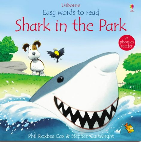 9780746047316: Shark in the Park (Usborne Easy Words to Read)
