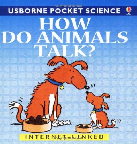 9780746047408: How Do Animals Talk? (Usborne Pocket Science)