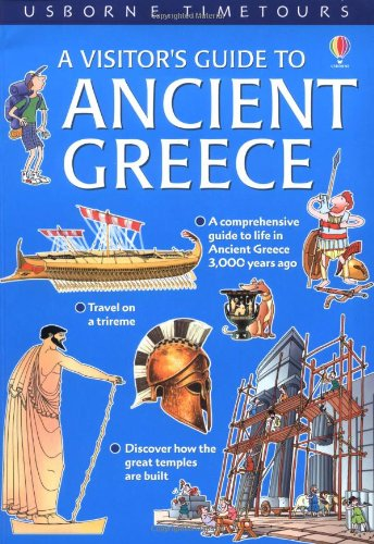 9780746047477: A Visitor's Guide to Ancient Greece (Usborne Visitor Guides)