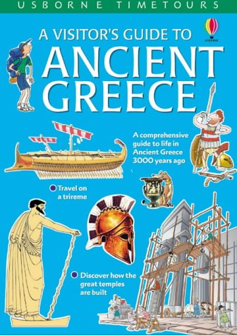 9780746047484: A Visitor's Guide to Ancient Greece (Usborne Visitor Guides)