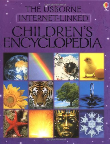 9780746047835: Usborne Internet-linked Children's Encyclopedia
