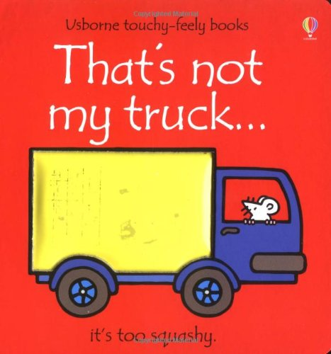 9780746048139: That's Not My Truck (Touchy-Feely Board Books)