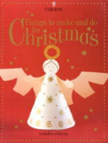 9780746048214: Things to Make and Do for Christmas