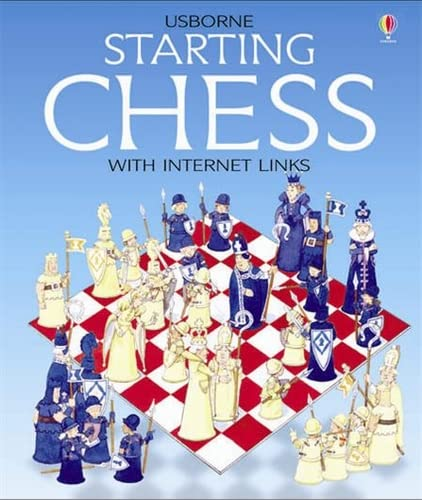 9780746048306: Starting Chess (Usborne First Skills)