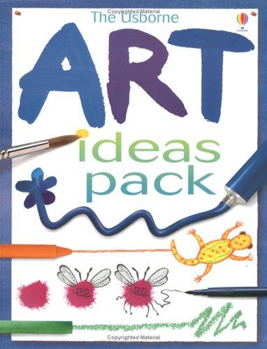 The Usborne Art Ideas Pack: R. Gibson, Fiona Watt