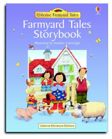 9780746048474: Farmyard Tales Storybook (Miniature Editions)