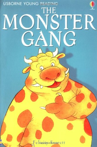 9780746048528: The Monster Gang (Usborne young readers)