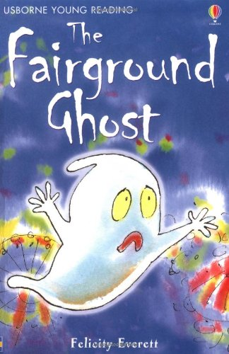 9780746048573: The Fairground Ghost (Usborne young readers)