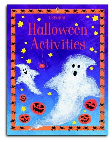 9780746048931: Halloween Activities (Seasonal Activity Books)