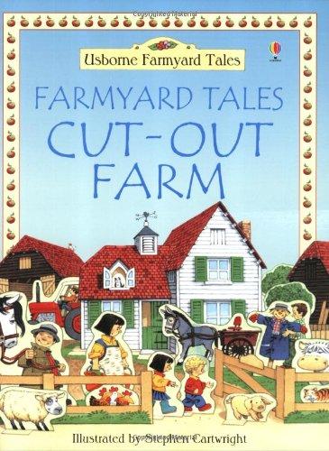 9780746049099: Farmyard Tales Cut-out Farm (Usborne Cut-out Models)